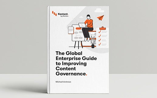 The Global Enterprise Guide to Improving Content Governance