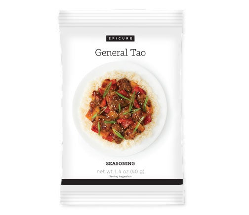 General Tao Seasoning (Pkg 3)