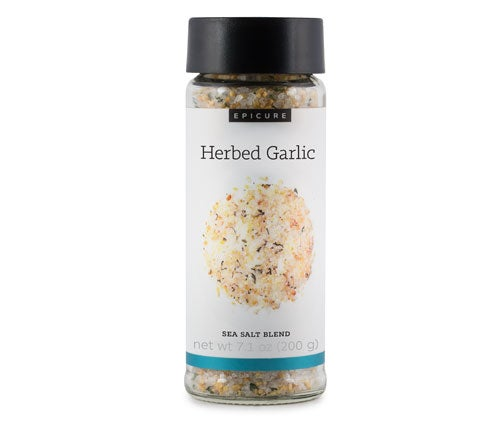 Herbed Garlic Sea Salt Blend (Refill)
