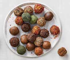 Power Up Bliss Balls