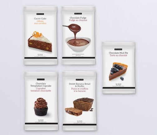 Collection Desserts épiques (produits alimentaires seulement)