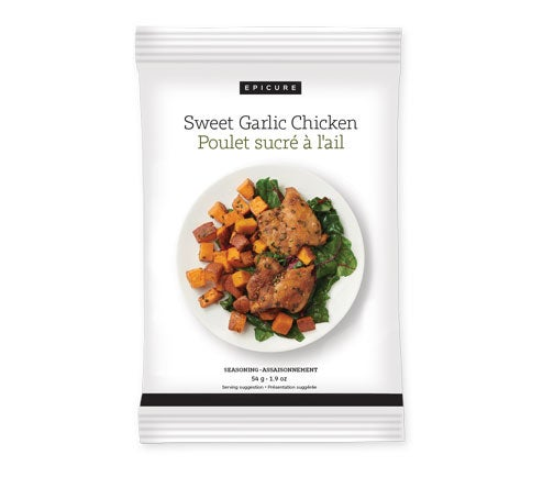 Sweet Garlic Chicken Seasoning (Pack of 3)
