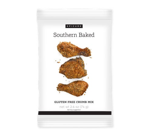 Southern Baked Gluten Free Crumb Mix (Pkg 3)