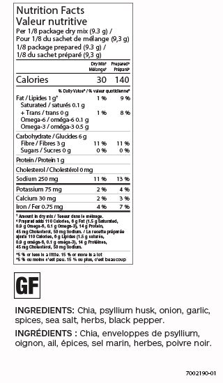 Southern Baked Gluten Free Crumb Mix (Pack of 3)