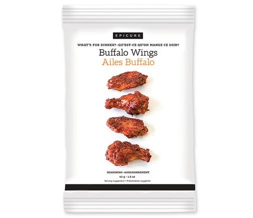 Buffalo Wings Seasoning (Pack of 3)