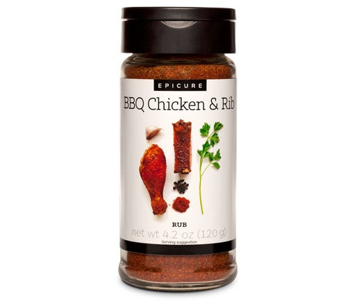 BBQ Chicken & Rib Rub