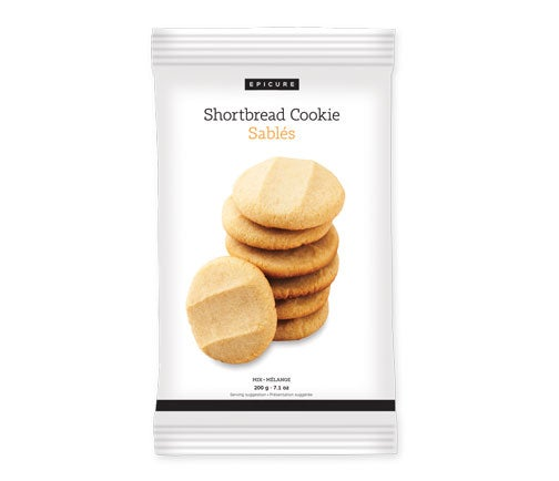 Shortbread Cookies Mix (Pack of 2)