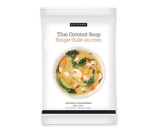 Assaisonnement Soupe thaïe au coco (lot de 3)