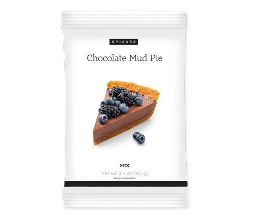 Chocolate Mud Pie (Pkg of 2) (1501223)