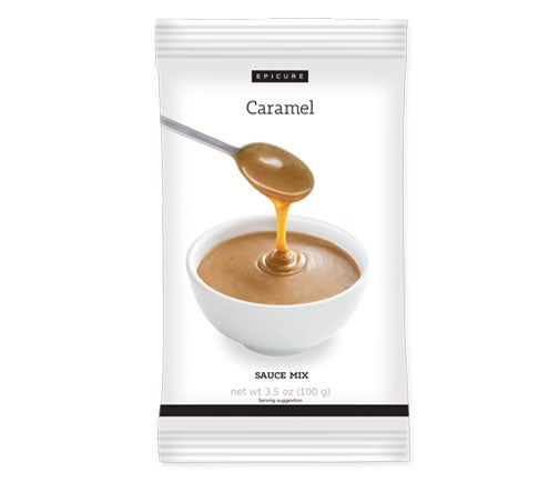 Caramel Sauce Mix (Pkg of 2)(1703862)
