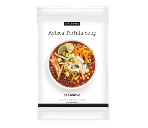 Azteca Tortilla Soup Seasoning (Pkg of 3)