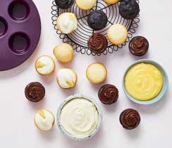 Pucker Up Lemon Cupcakes