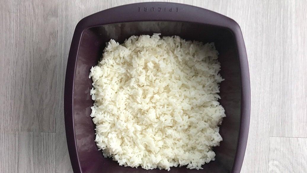 Steamer Rice