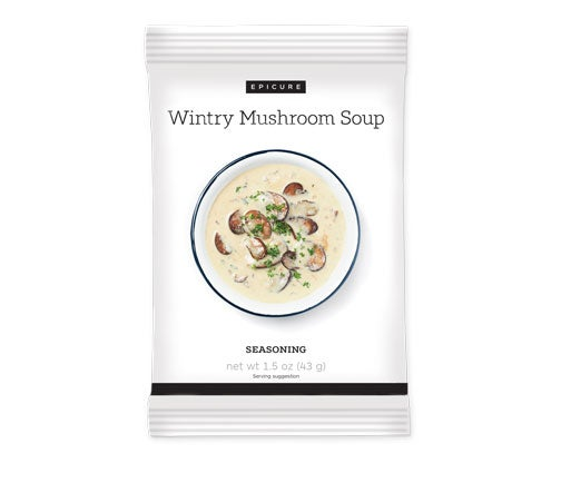 Wintry Mushroom Soup Seasoning (Pack of 3)