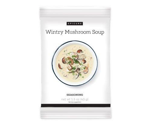 Wintry Mushroom Soup Seasoning (Pack of 3)
