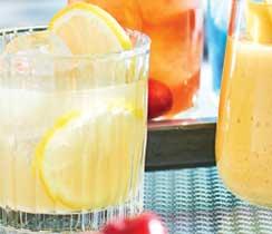 Sencha & Jasmine Green Tea Lemonade