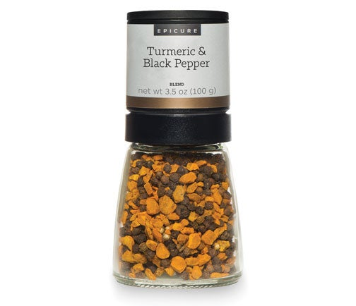 Turmeric & Black Pepper Blend (grinder)