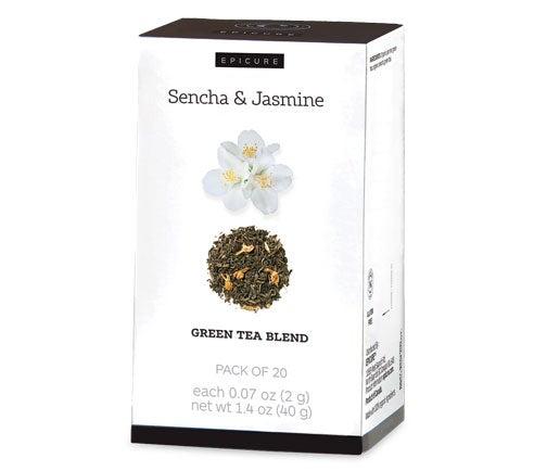 Sencha & Jasmine Green Tea Blend