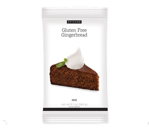 Gluten Free Gingerbread Mix (Pkg of 2)