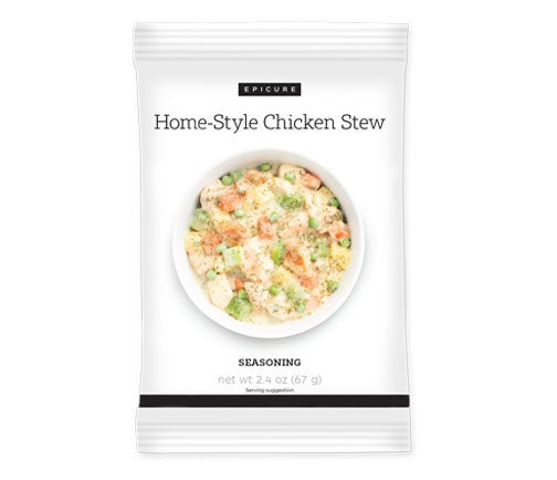 Home-Style Chicken Stew Seasoning (Pkg of 3)