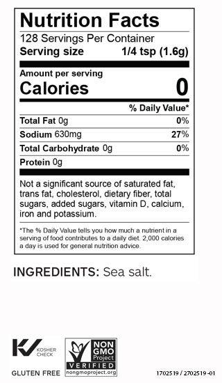 Sea Salt (Refill)