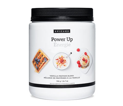 Power Up Vanilla Protein Blend