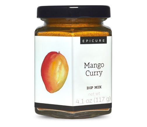 Mango Curry Dip Mix