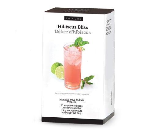 Hibiscus Bliss Herbal Tea Blend