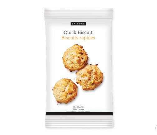 Mélange Biscuits rapides (lot de 2)