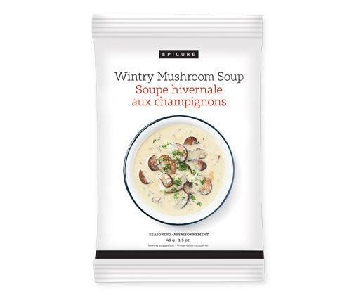 Assaisonnement Soupe hivernale aux champignons (lot de 3)