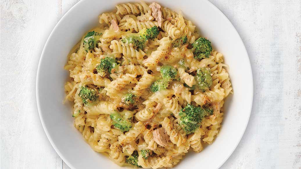 Tuna Mac & Cheese