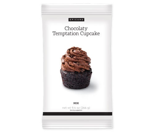 Chocolaty Temptation Cupcake Mix (Pack of 2)