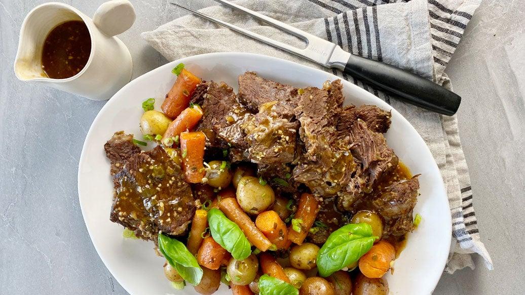 Instant Pot General Tao Pot Roast