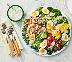 Tropicobb Chicken Salad