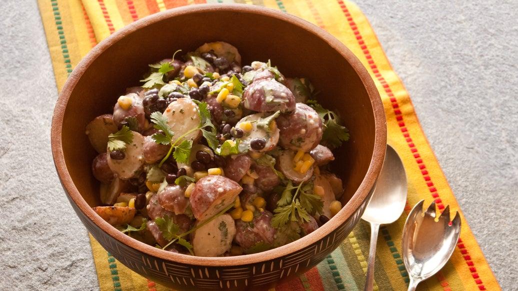 Southwestern Potato Salad