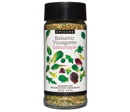 Balsamic Vinaigrette Dressing Mix