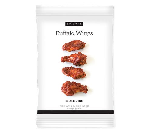 Buffalo Wings Seasoning (Pkg of 3)