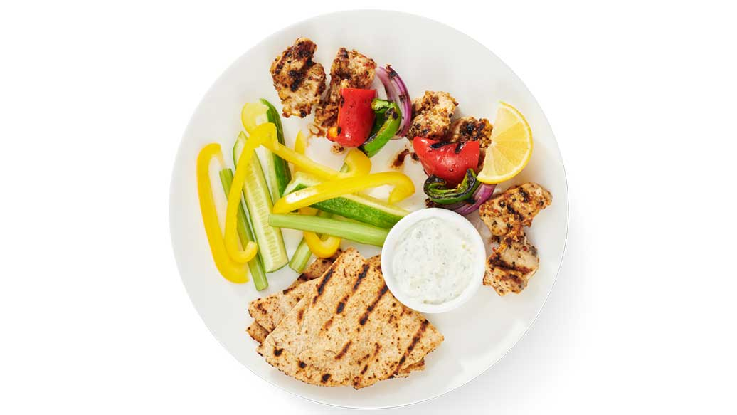 Montreal-Style Kebabs