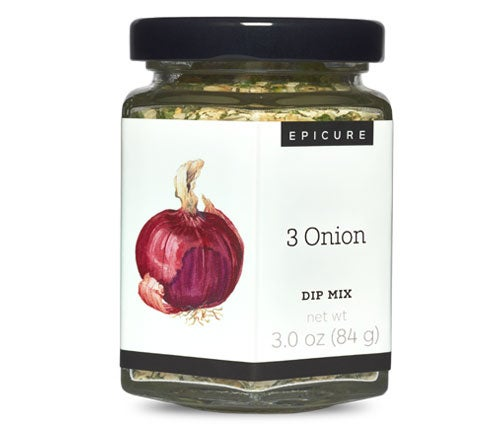 3 Onion Dip Mix