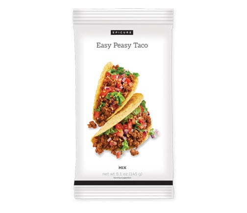 Easy Peasy Taco Mix (Pack of 2)