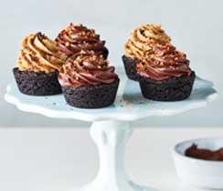 Chocolaty Temptation Cupcakes