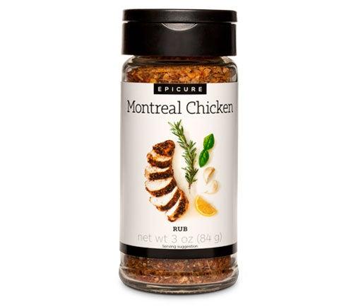 Montreal Chicken Rub
