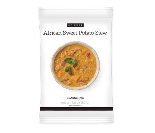 African Sweet Potato Stew Seasoning (Pack of 3)