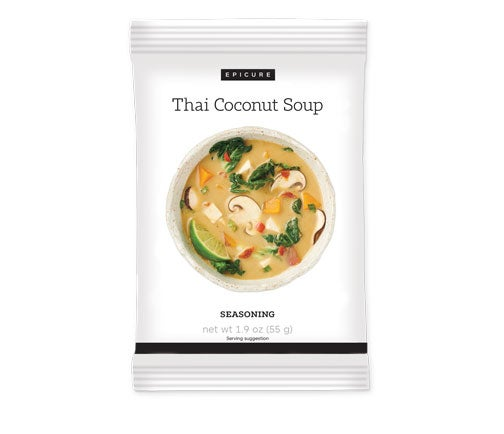 Thai Coconut Soup Seasoning (Pack of 3)