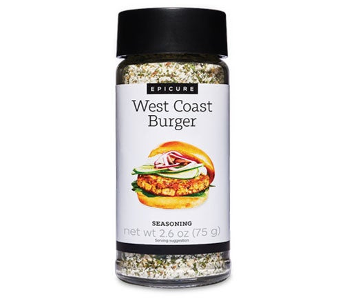 West Coast Burger Seasoning