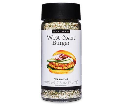 West Coast Burger Seasoning