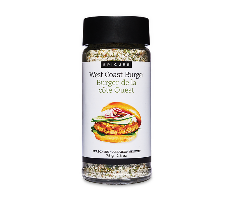 Taste Test - West Coast Burger Seasoning