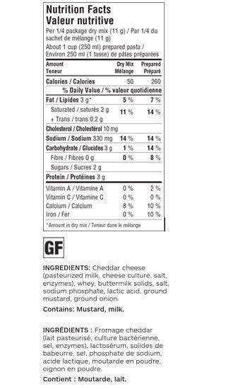 Mac & Cheese Seasoning (Pack of 3)