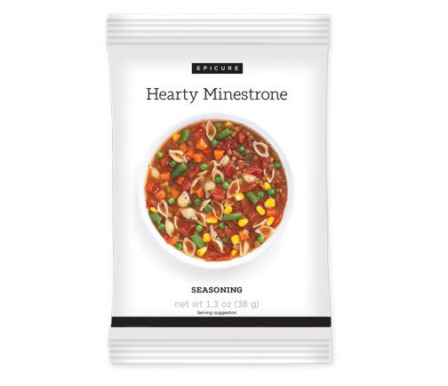 Hearty Minestrone Seasoning (Pack of 3)