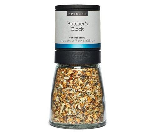 Butcher's Block Sea Salt Blend Grinder